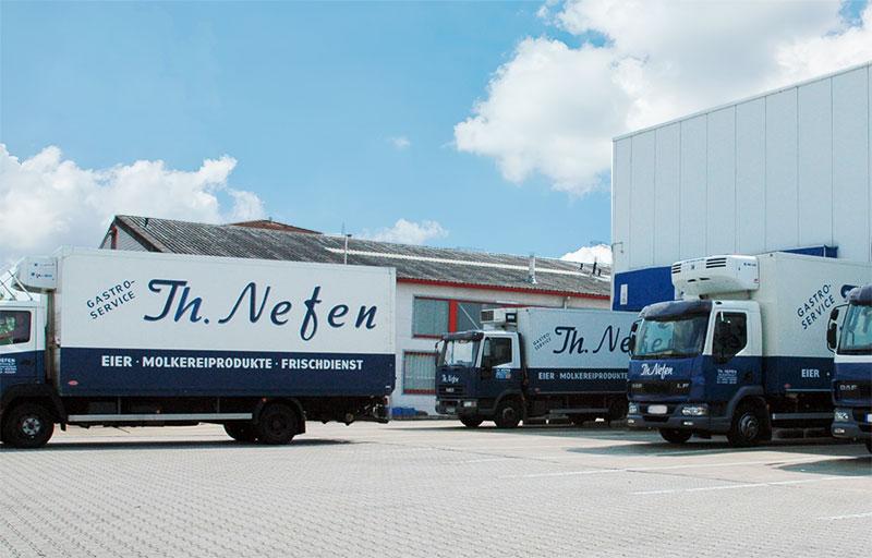Th. Nefen Flotte